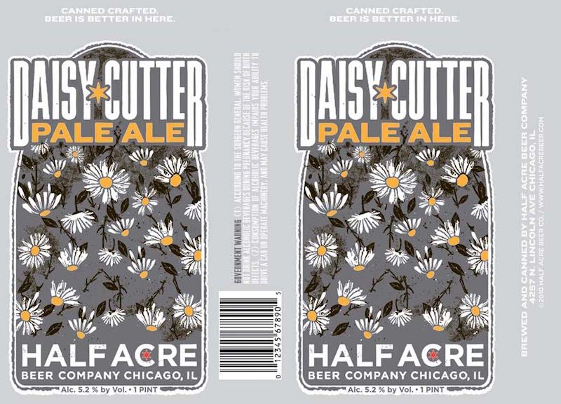 Half Acre Daisy Cutter