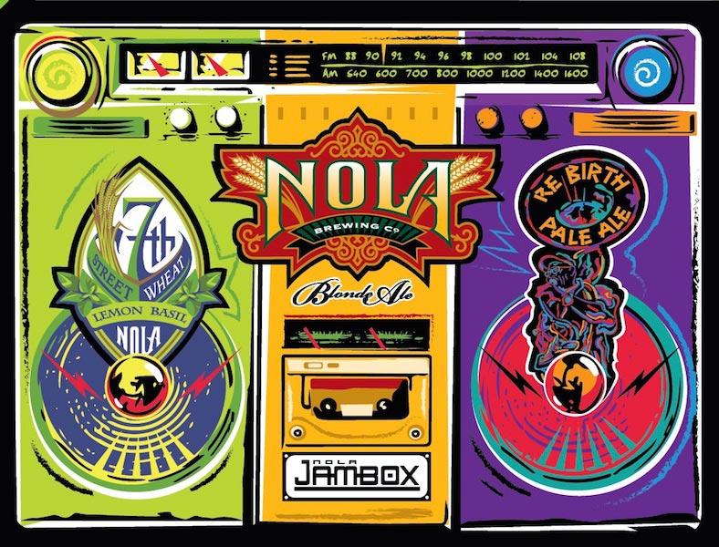 NOLA Jam Box