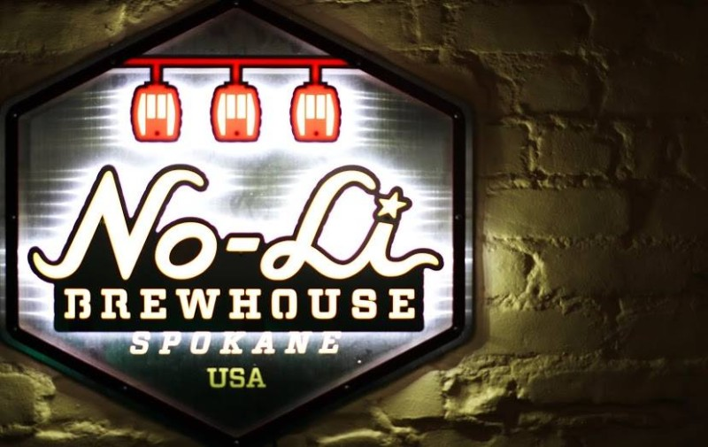 No-Li Brewhouse Sign