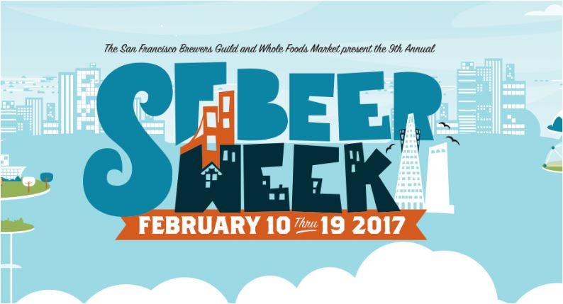 San Francisco Beer Week 2017