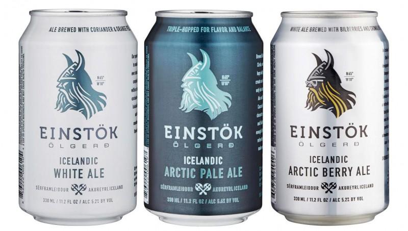 Einstök Ölgerð - Seasonal Cans