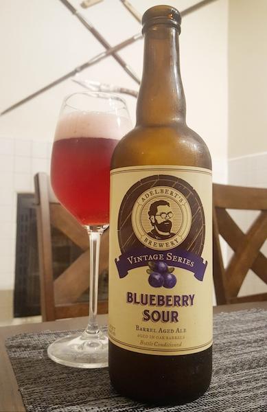 Adelbert's Vintage Series Blueberry Sour