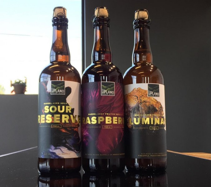 Upland Brewing Sour Lottery