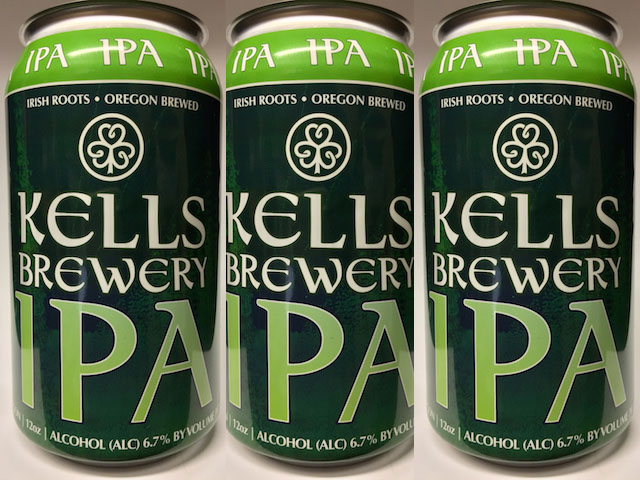 Kells Brewery IPA Can