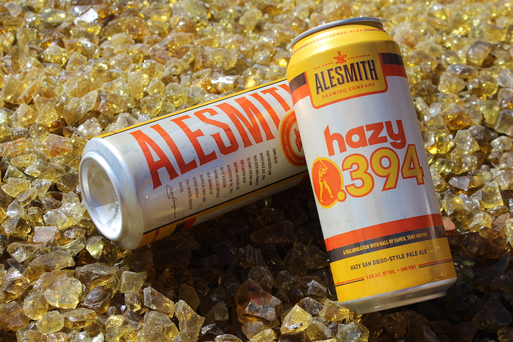 AleSmith Hazy 394