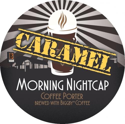 Arcadia Ales/Biggby Coffee - Salted Caramel Morning Nightcap