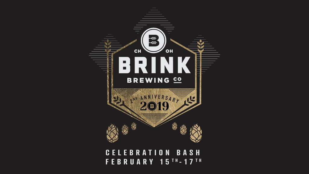 Brink Brewing Anniversary