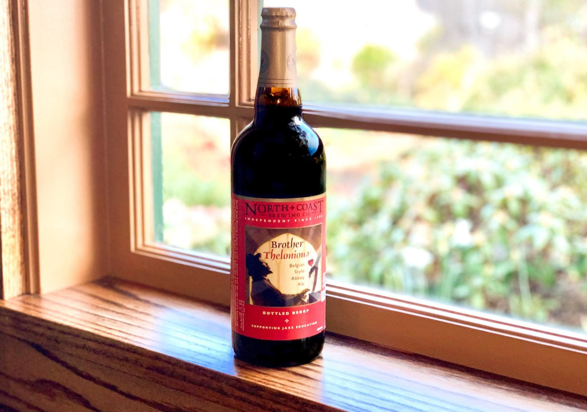 Brother Thelonious 750ml Bottle