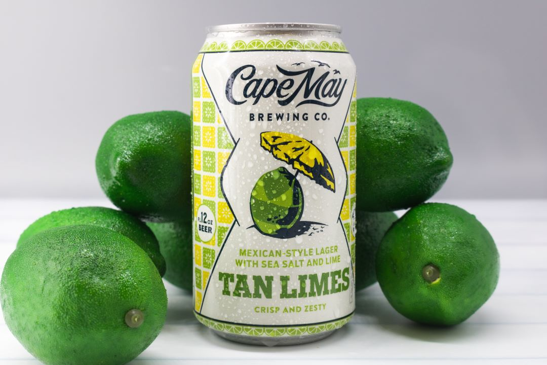 Cape May Tan Limes