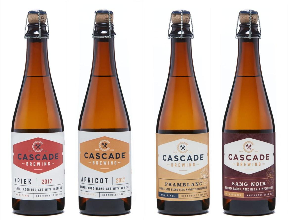 Cascade Small Bottles