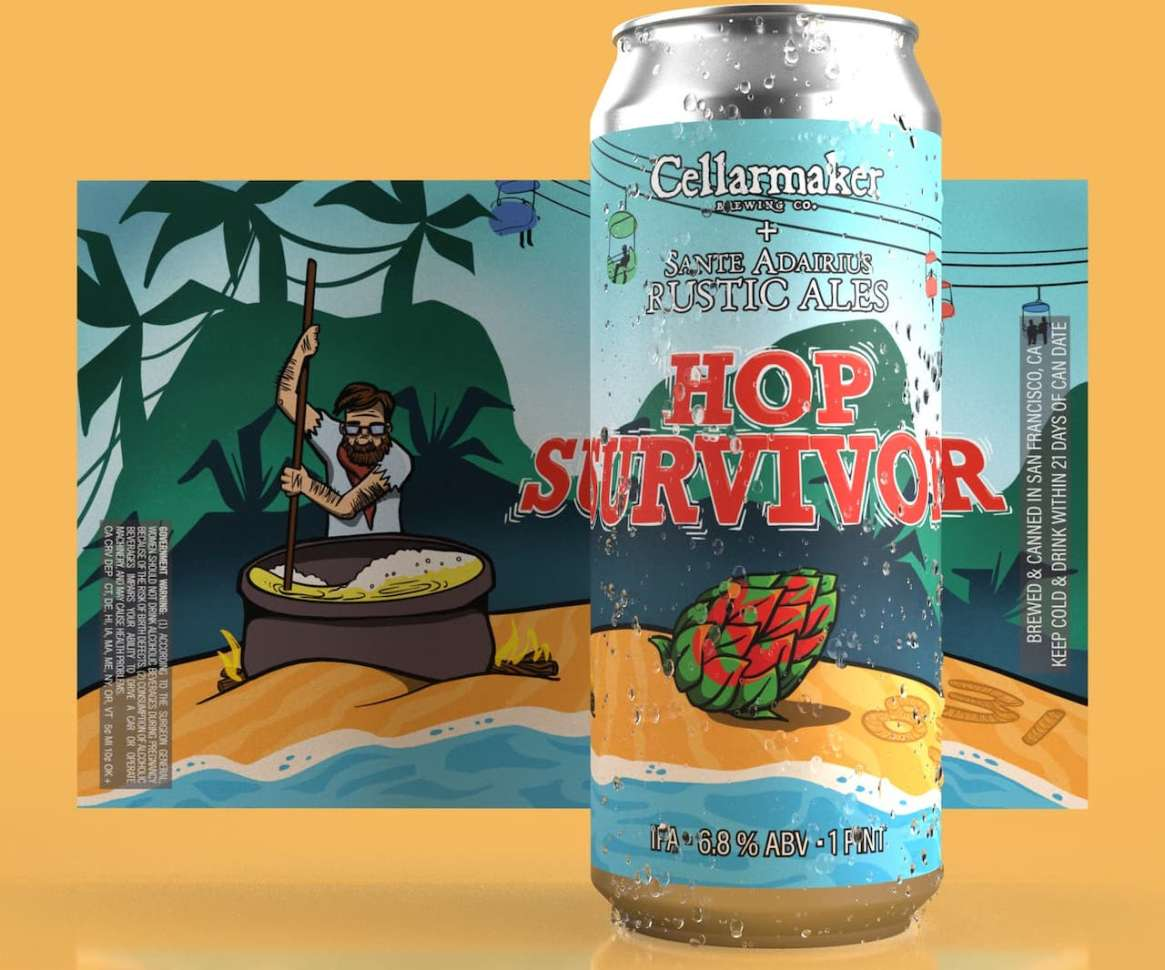 CellarMaker Sante Hop Survivor