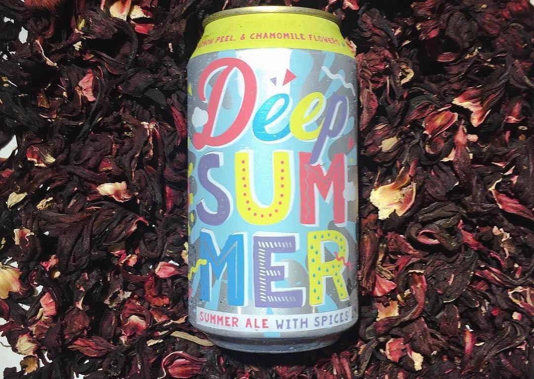Deep Ellum Deep Summer Ale