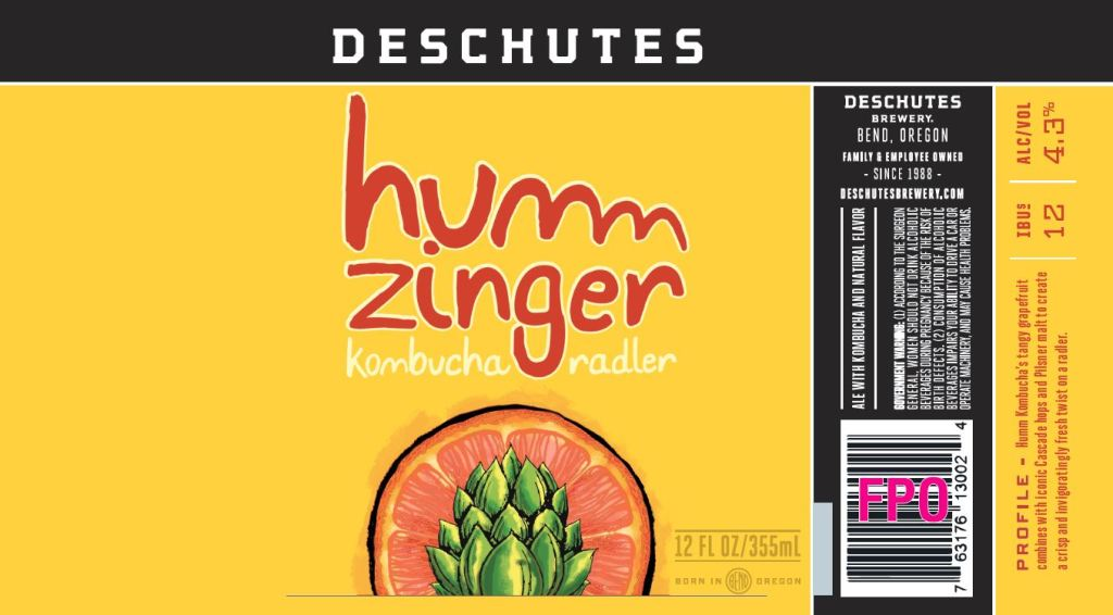 Deschutes Humm Zinger