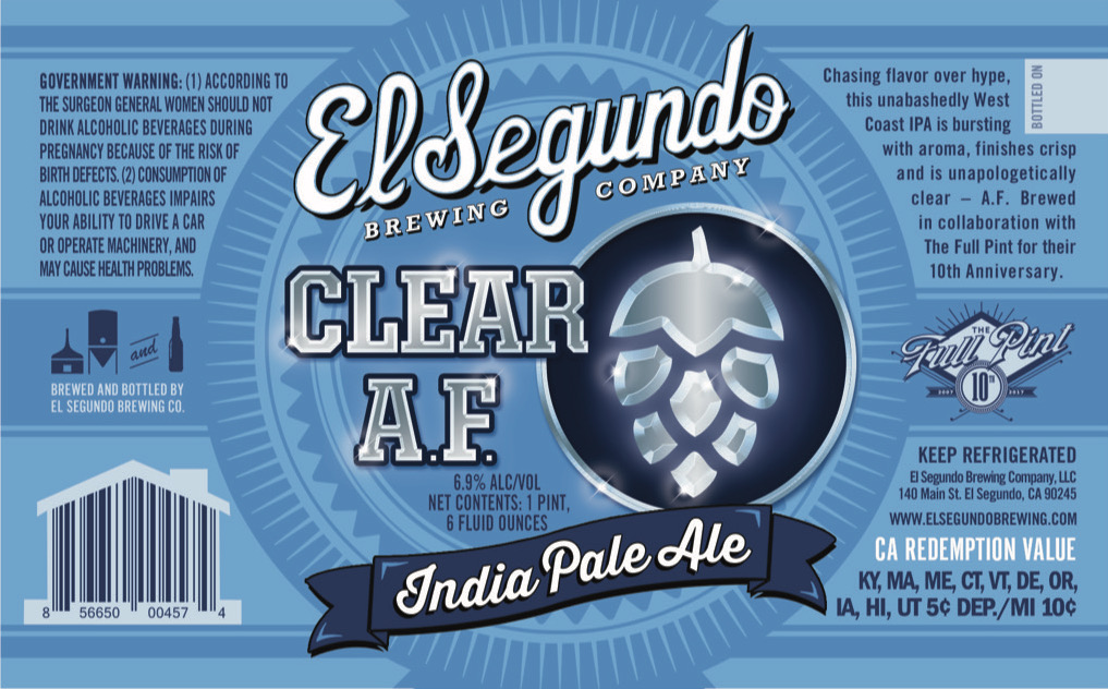 El Segundo Clear AF