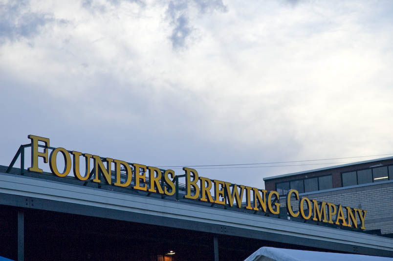 Founders Brewing Creative Commons