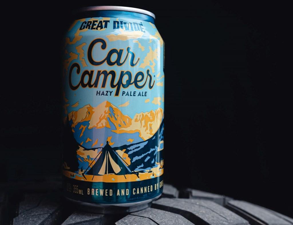 Great Divide Car Camper