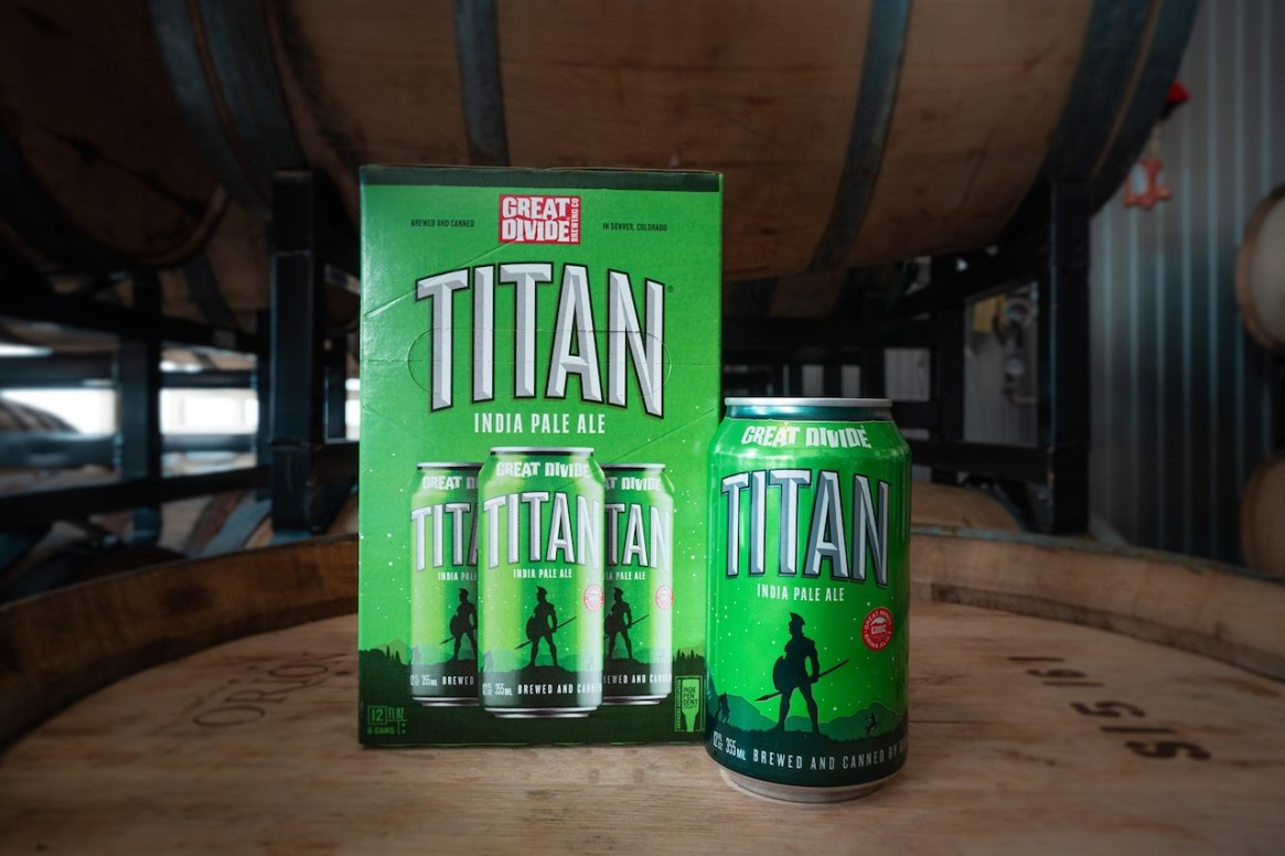 Great Divide Titan IPA
