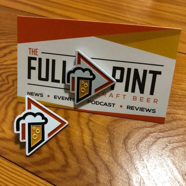 TFP Logo Pin