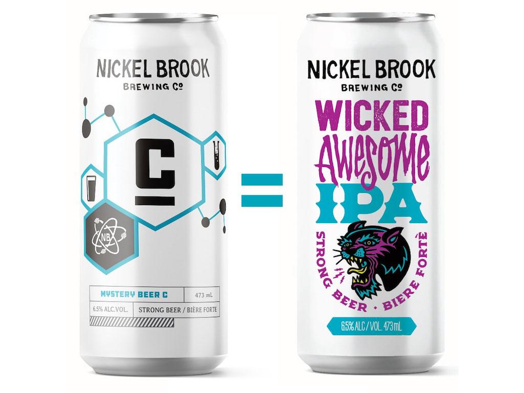 Nickebrook Myster Beer C