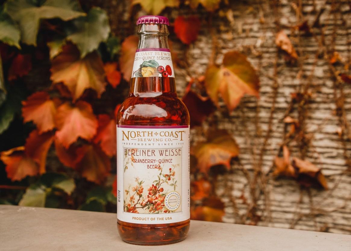 North Coast Brewing Cranberry-Quince