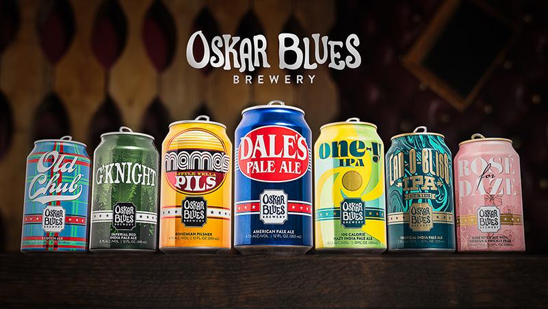 Oskar Blues Cans 2020