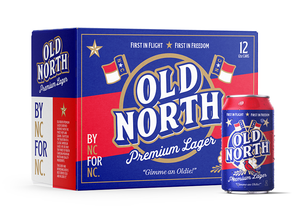 Old North Premium Lager
