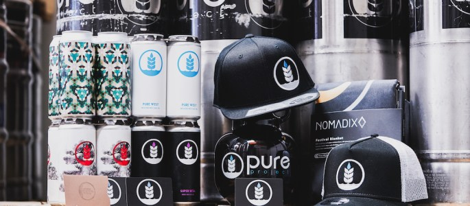 Pure Project x The Full Pint Sweepstakes