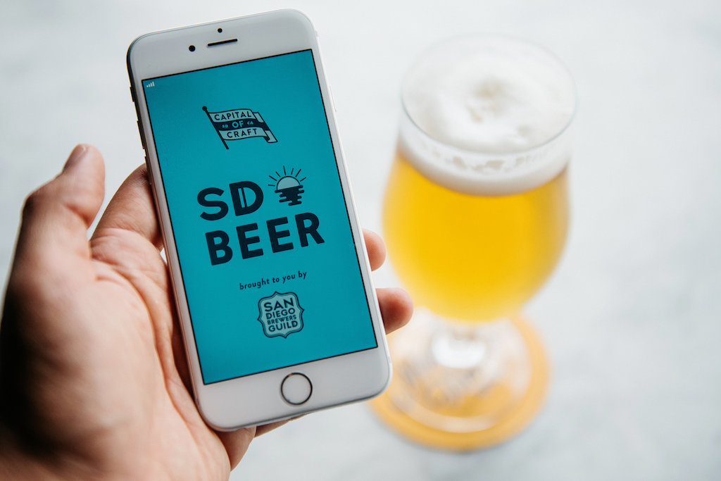 SD Beer App San Diego Brewers Guild