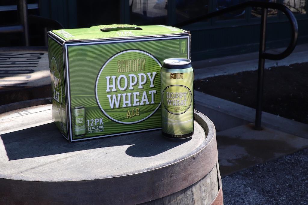Schlafly Hoppy Wheat 12 pks