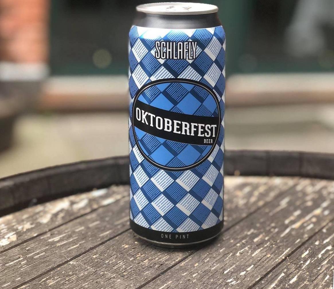 Schlafly Oktoberfest Can