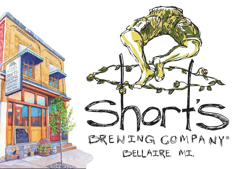 Short's Brewing Logo 2017
