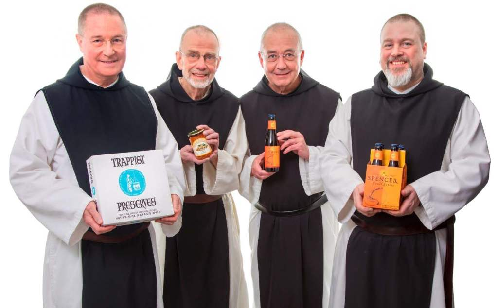 Spencer Brewery/St. Joseph's Abbey - Trappist Monks