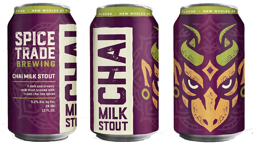 Spice Trade Chai Milk Stout Can