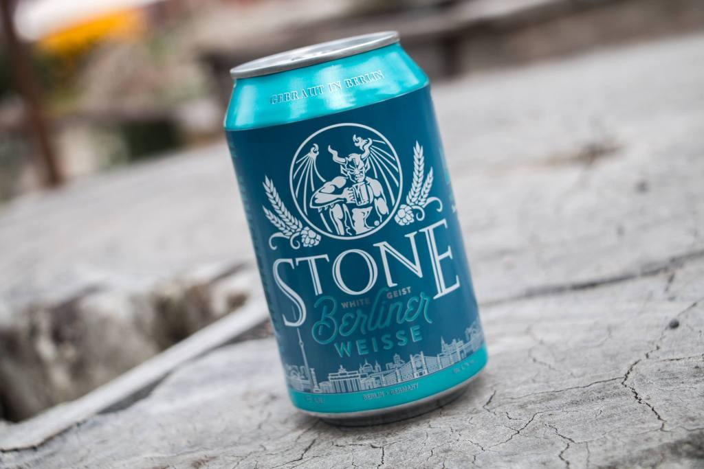 Stone Ghost Berliner Weisse