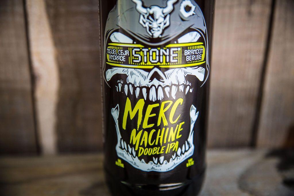 Stone Merc Machine Double IPA