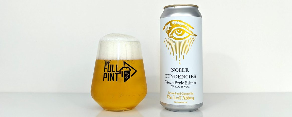 The Lost Abbey Noble Tendencies