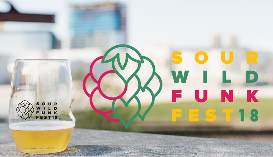 Upland Sour Wild Funk Fest 18