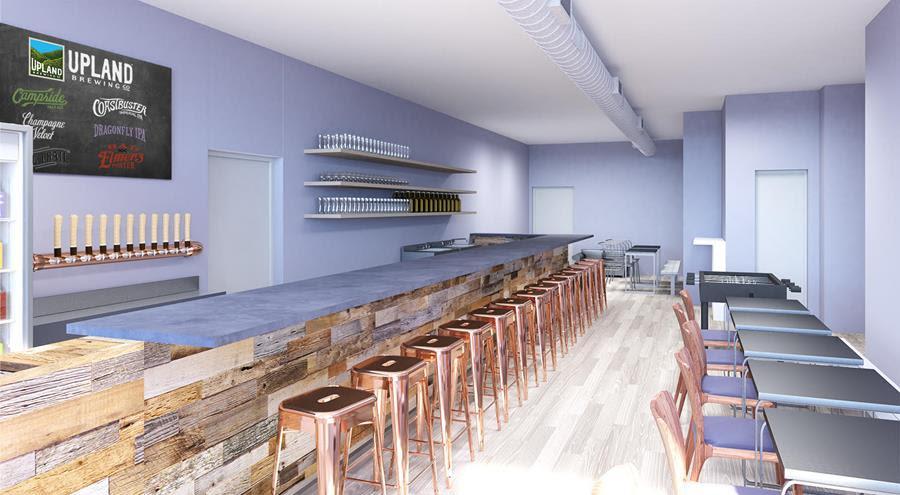 Upland Tasting Room