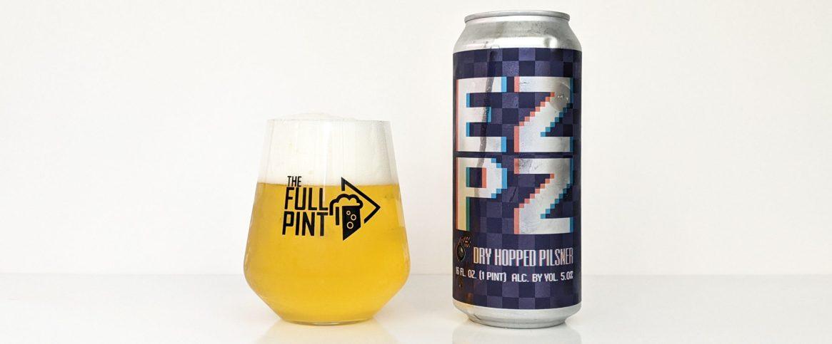 Urban Roots EZ PZ Dry Hopped Pilsner