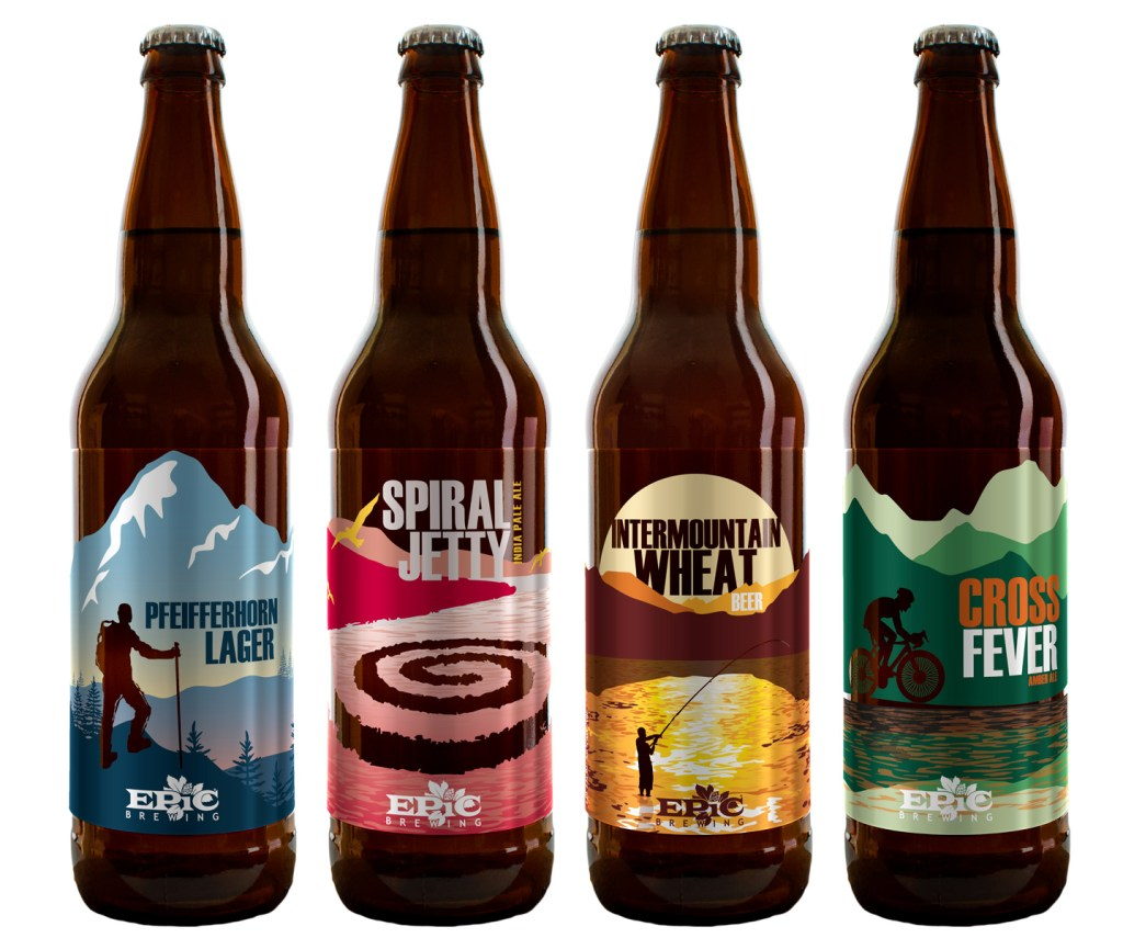 Epic Brewing - Utah Series