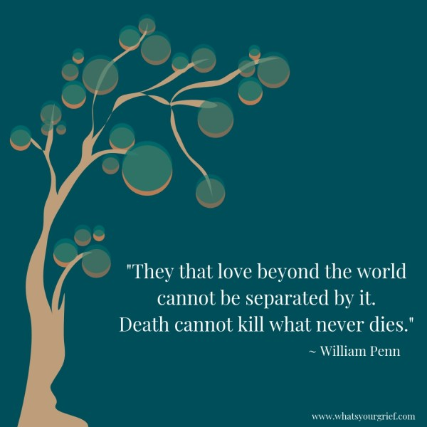 21 Quotes About Death, Grief, And Remembrance