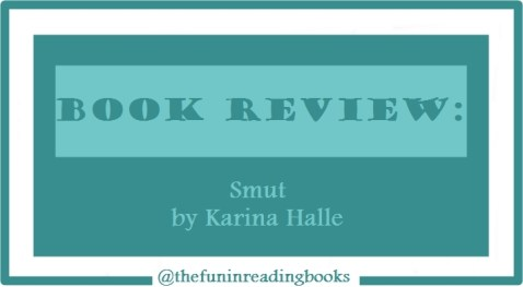 book review - smut