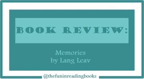 book-review-memories