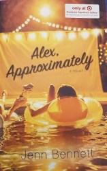 alex approximately