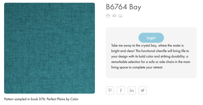 B6762 Bay Greenhouse Fabrics