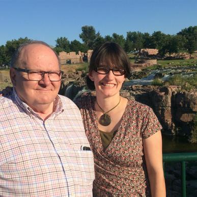 Instructors Steve Cone and Cynthia Bleskachek