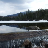 North & South Kinsmans via Lonesome Lake & Fishin Jimmy Trails...