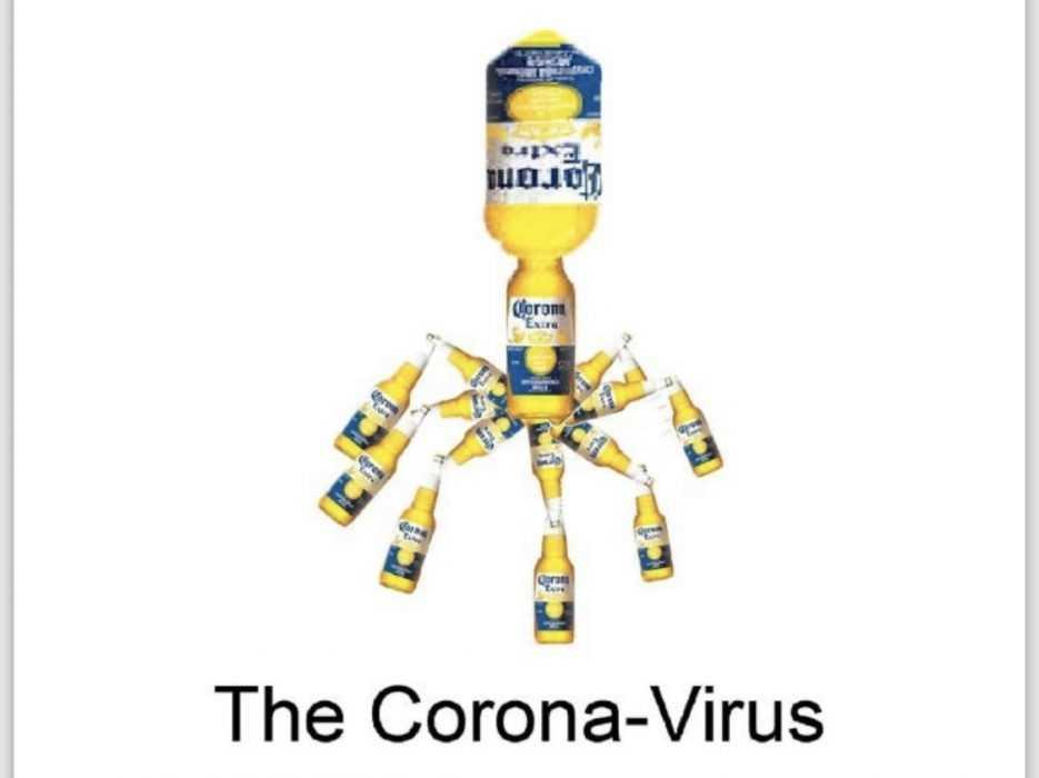 funny corona memes - a visualization