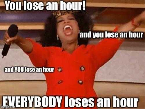 30 Funny Daylight Savings Meme Because We Know You're ...