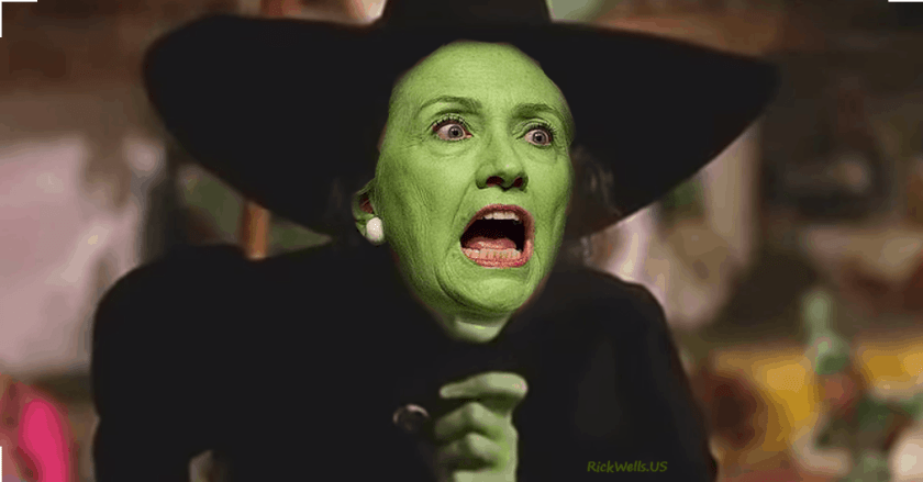 Clinton Witch